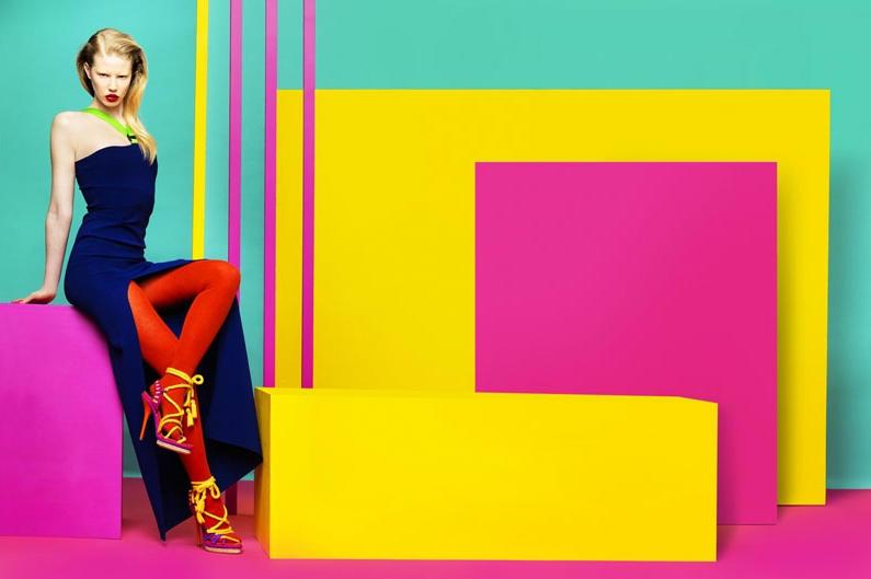 Как да комбинираме дрехите си според спектъра на цветовете?