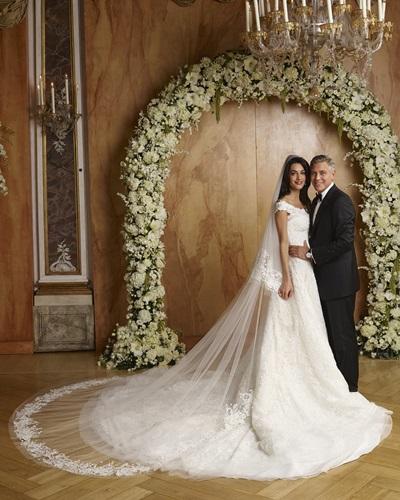 <!--:bg-->Сватбеният албум на Амал и Джордж Клуни – продължението!<!--:-->