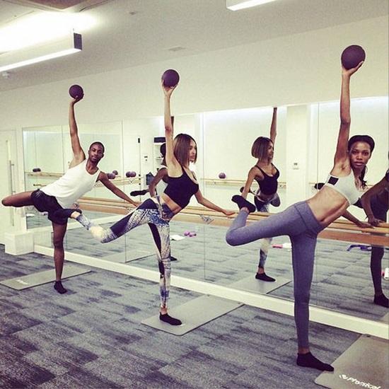 Телата на ангелите: как тренират моделите на Victoria's Secret?