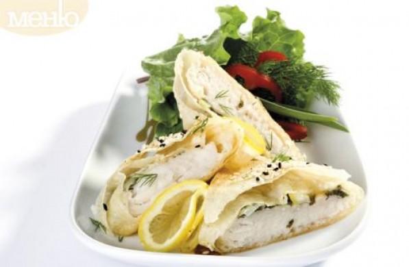 Как да си приготвим: Рибно филе в кора