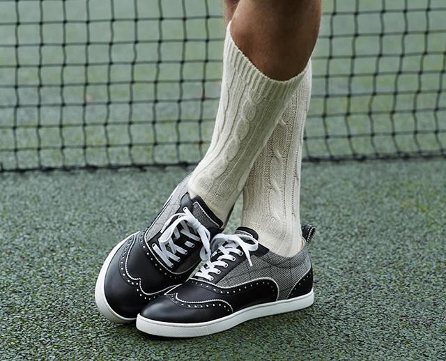 Louboutin – една смела колекция обувки за мъже