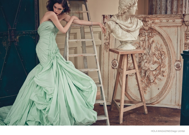 За финал на модната година година – Коко Роша от рая