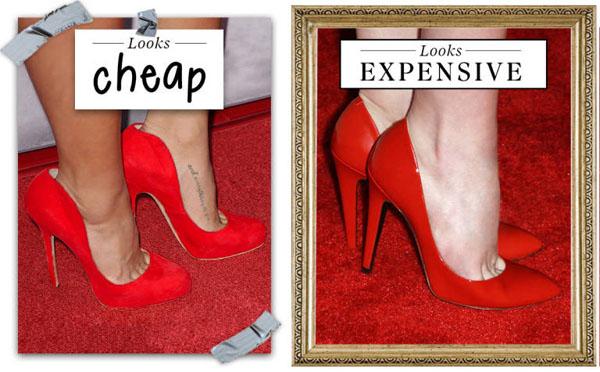 Грешките, които правим, когато избираме обувки