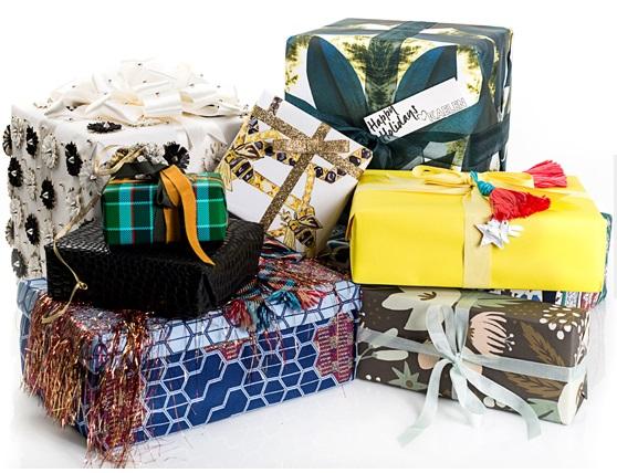 Да опаковаш Коледа с много любов