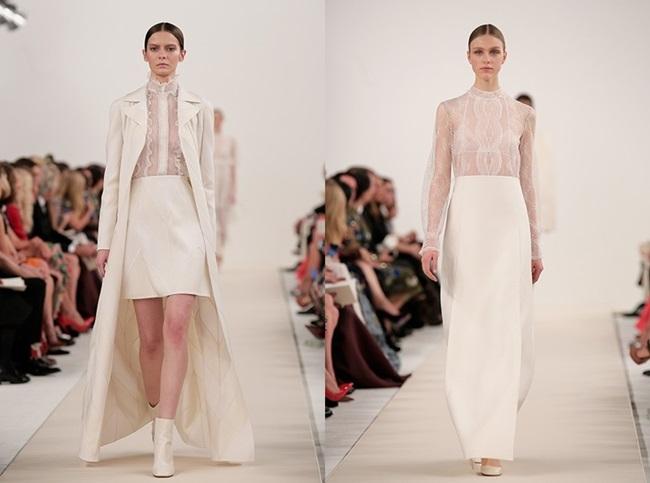 С цвят на невинност: бялата колекция на Valentino