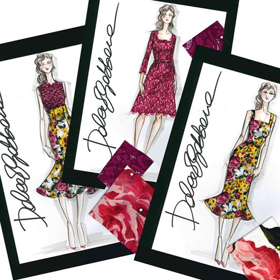 Ексклузивно: какво сътвориха Dolce&Gabbana за Net-a-Porter?