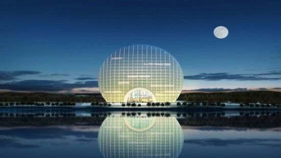Yanqi Lake Kempinski: Хотелът на изгряващото слънце