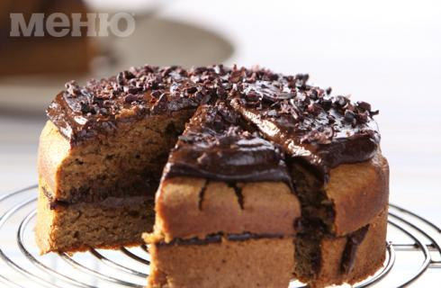 Как да си приготвим: Масала кейк с шоколадов крем