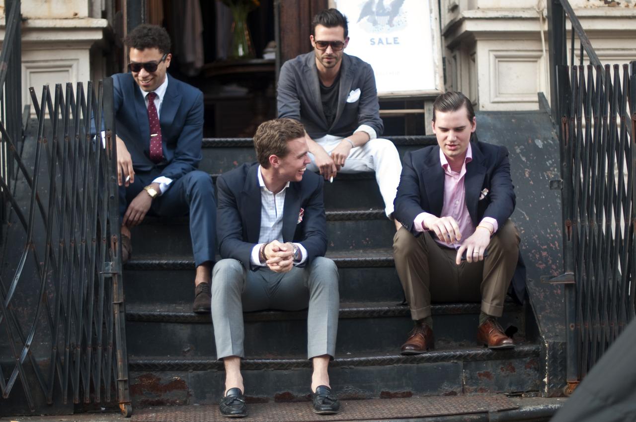Познаваме ли мъжете по дрехите им? (част 1)