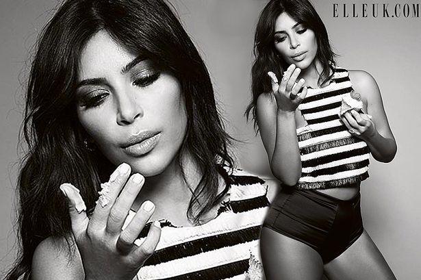 <!--:bg-->ELLE UK с нова гледна точка за Ким Кардашиян<!--:-->