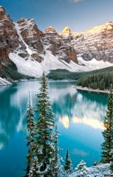 (БГ) Красотата на зимата и най-пленителните ски курорти по света