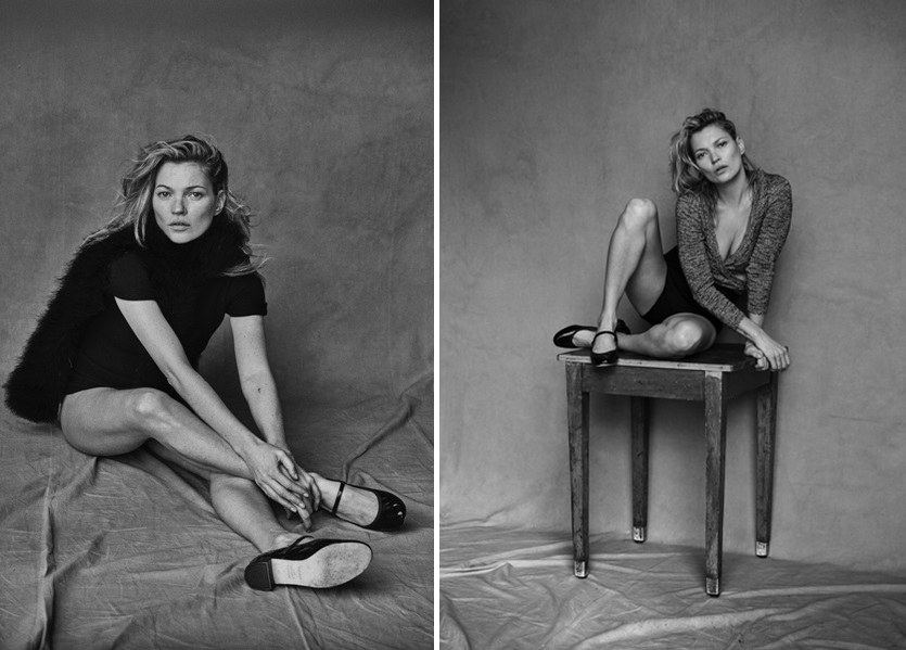 <!--:bg-->Кейт Мос в няколко черно-бели кадъра без ретуш<!--:-->