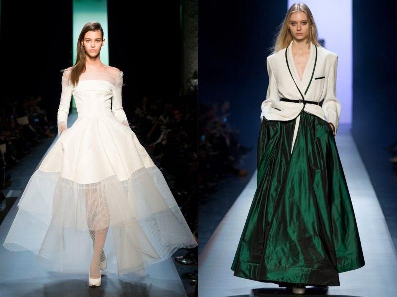 <!--:bg-->Любовни бродерии при Valentino и булки, каквито не сте виждали от Jean-Paul Gaultier<!--:-->