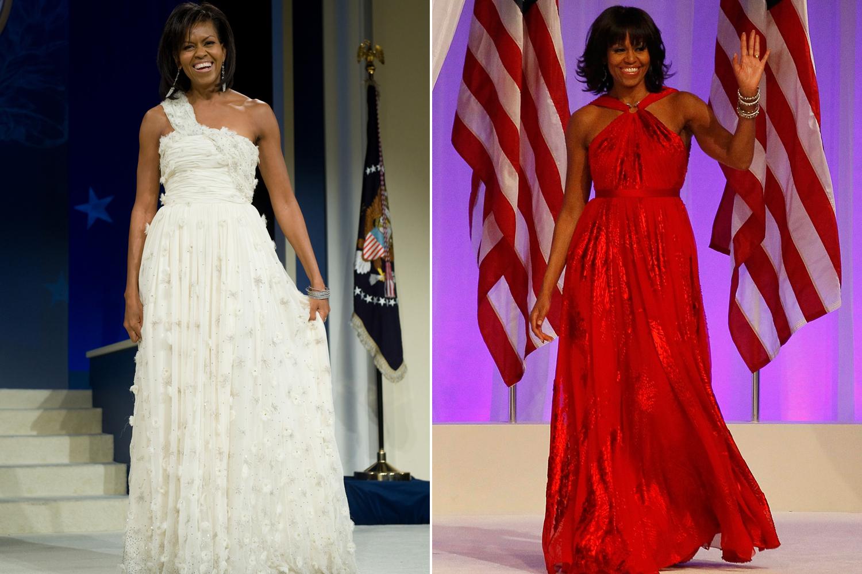 Мишел Обама на 50: Стилът на една първа дама, която обича американската мода