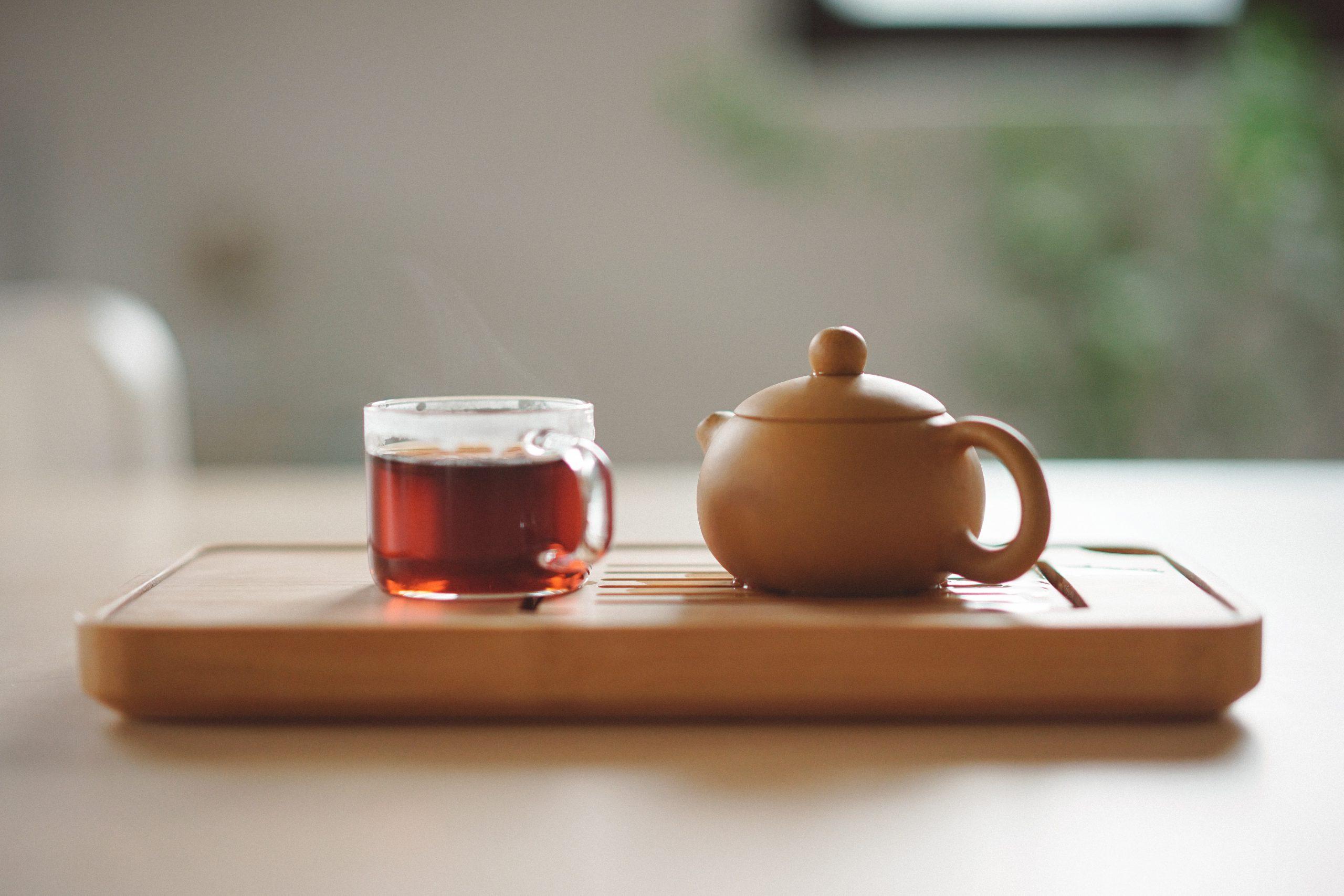 Чайовете, които ви помагат да бъдете в добра форма