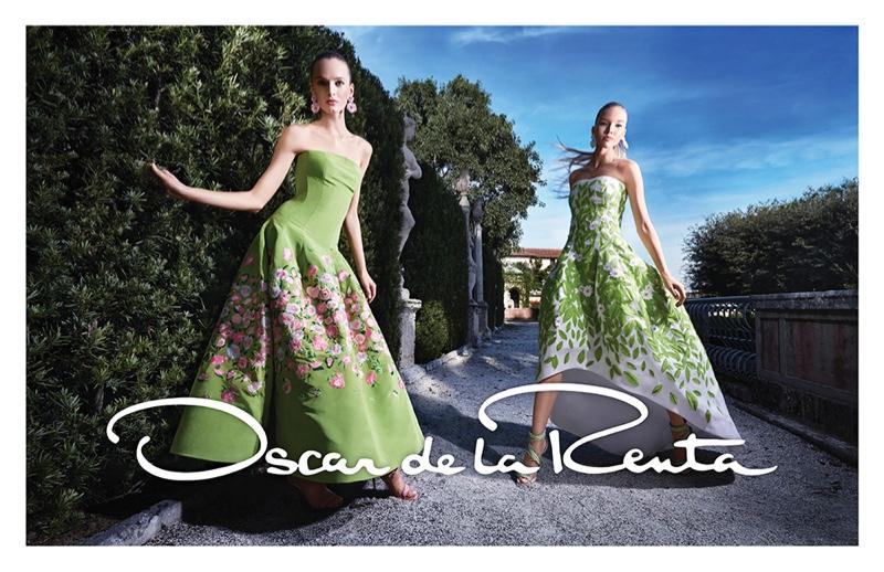 <!--:bg-->Първа кампания на Oscar de la Renta без Оскар де ла Рента<!--:-->