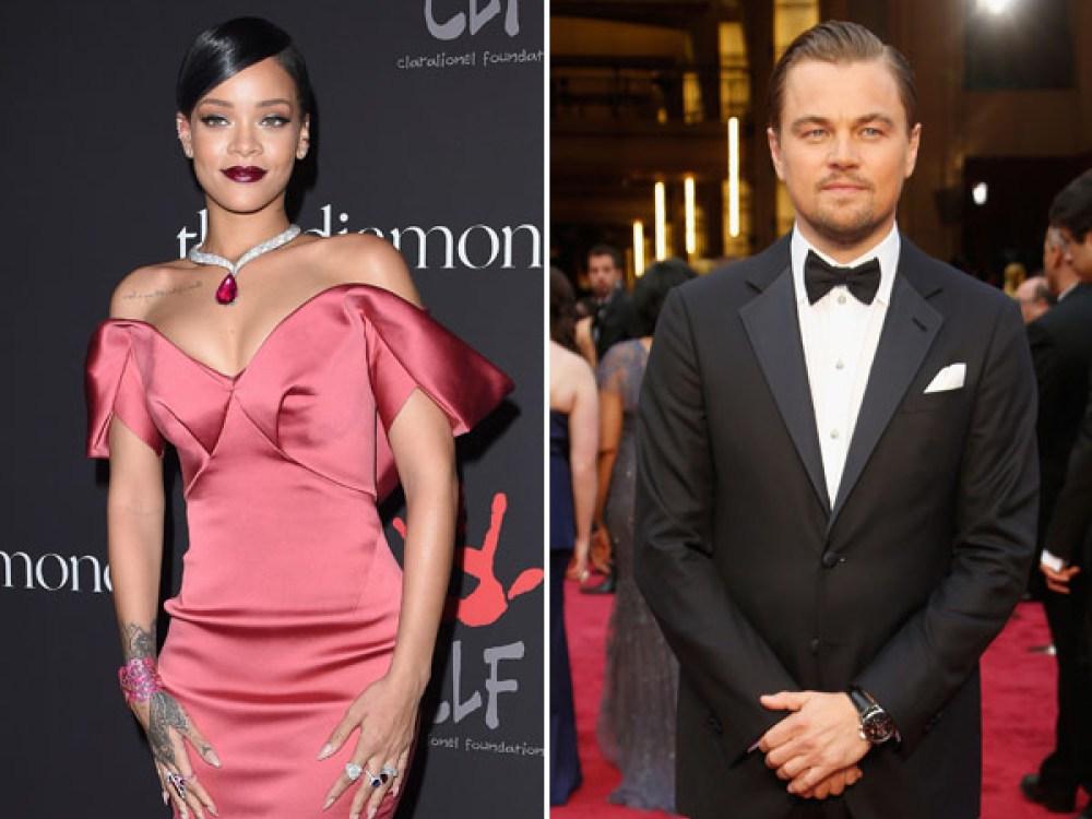 Леонардо ди Каприо и Риана са новата двойка на Холивуд?