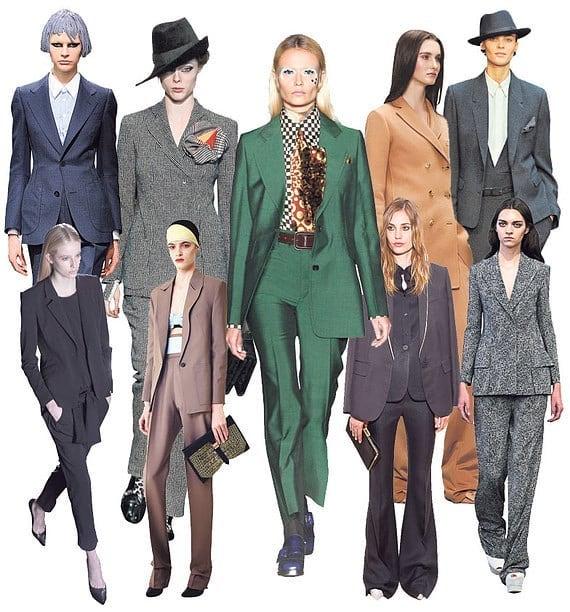 Как да носим костюм с панталон и сако? Защото искаме да ни е удобно!