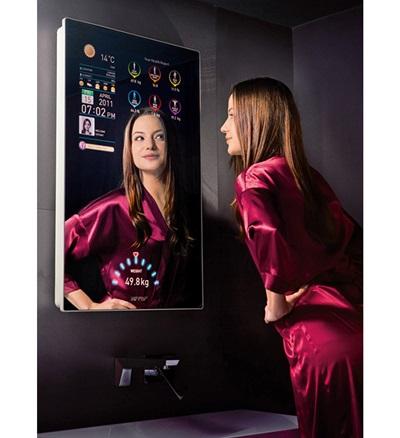 """""""Огледалце от стената"""" в технологичен вариант"""