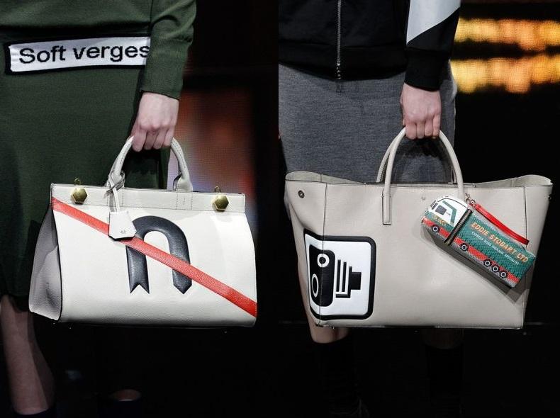 Anya Hindmarch и нейните безумно вдъхновени чанти