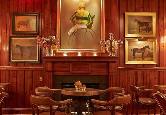 The Polo Bar от Ралф Лорън в Ню Йорк