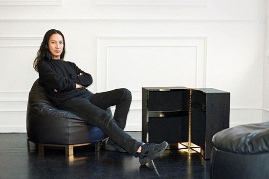 От модата в интериора: мебелите на Alexander Wang