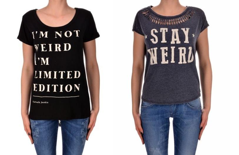 I'm not weird, I'm limited edition или как да бъдем себе си?