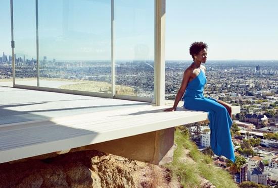 Лупита Нионго: за славата, модата и Starbucks