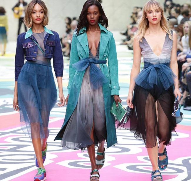 Коланът от тюл и други модни формули за първи пролетни емоции