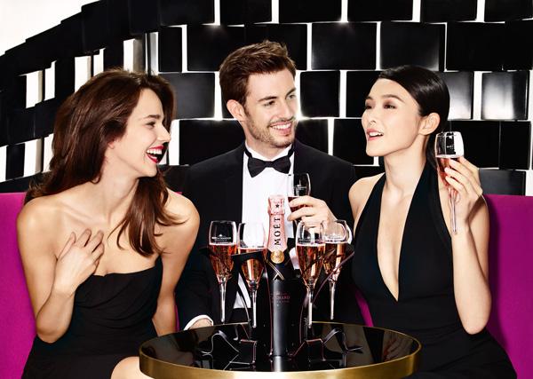 <!--:bg-->MOËT ROSÉ IMPÉRIAL. За Свети Валентин, за любовта и за шампанското, когато успехът е въпрос на стил<!--:-->