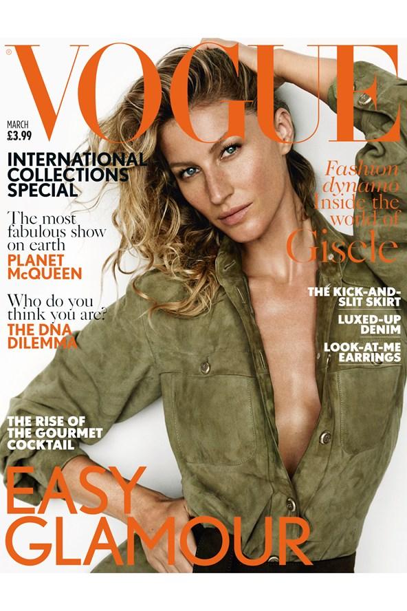 <!--:bg-->Жизел за 14-и път лице на Vogue Великобритания<!--:-->