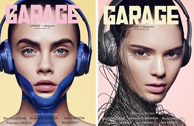 """<!--:bg-->""""Живите"""" корици на Garage Magazine<!--:-->"""
