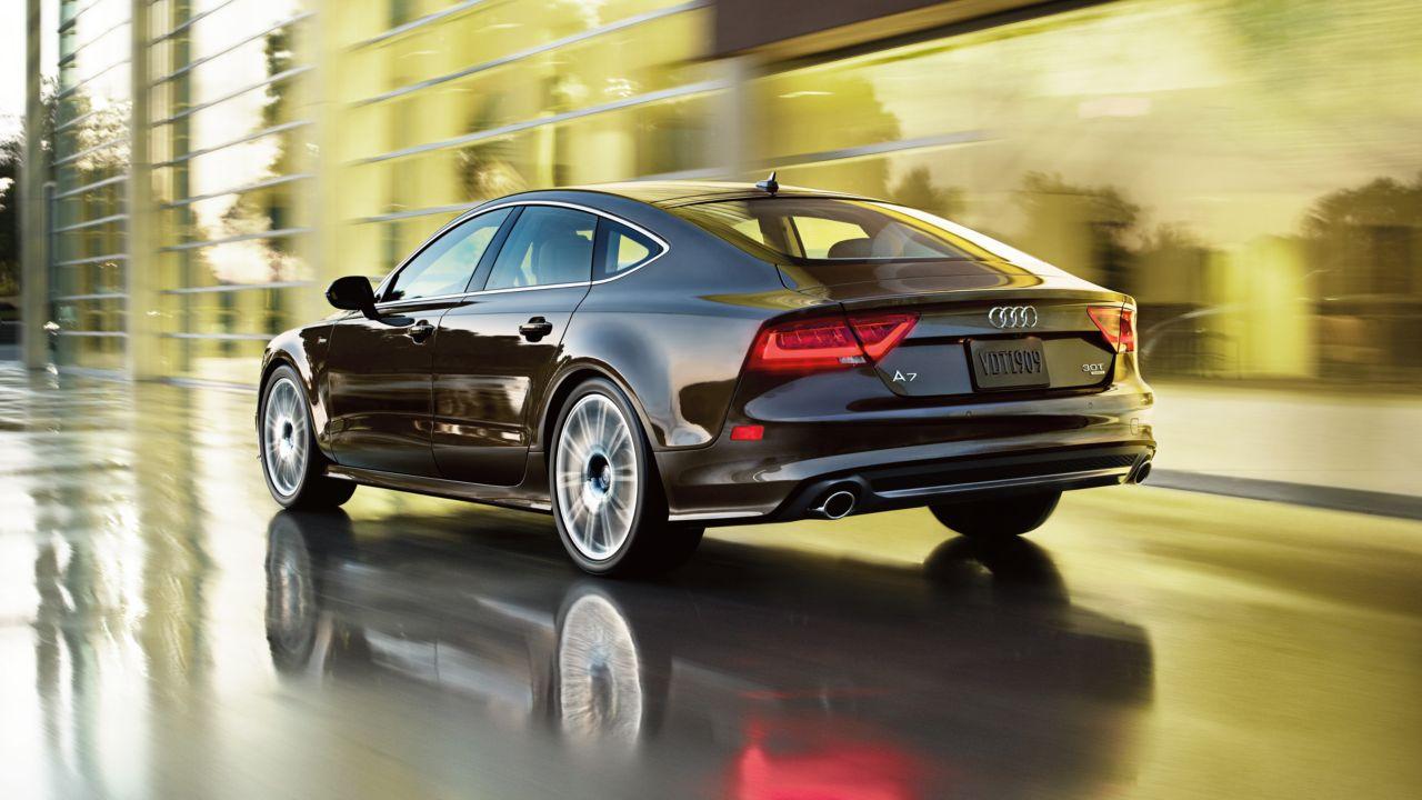 Audi a7 Sportback – новата красавица, която се бори за мъжко внимание