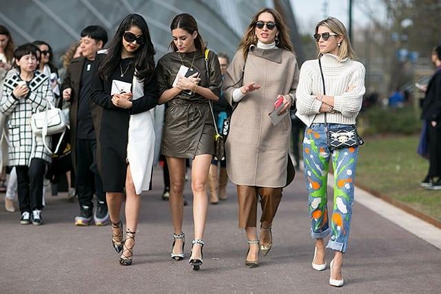 Когато улиците на Париж посрещат гостите на Fashion Week