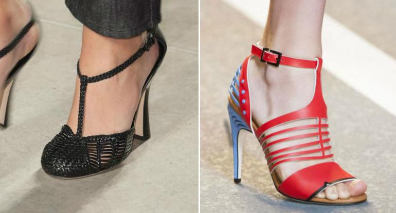 Обувките на пролетта: Десет чифта, които ще задават критериите през по-топлия сезон