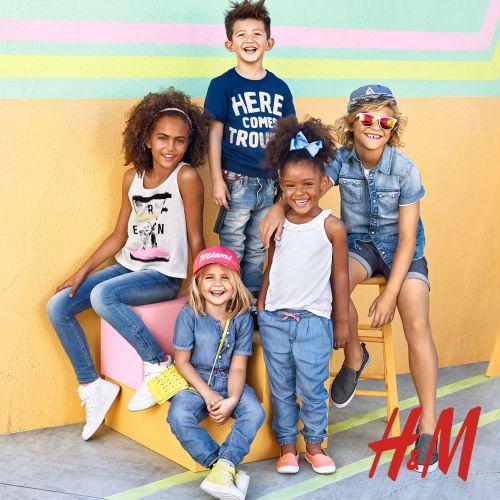 <!--:bg-->Модна пролет с новата колекция за деца на H&M<!--:-->