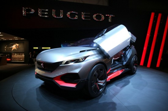 PEUGEOT Concept Quartz