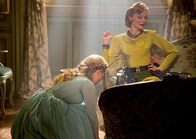 """Кейт Бланшет в """"Пепеляшка"""". Костюмите, историята им и кога е премиерата на филма"""