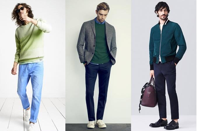 Мъжете и пролетта – новите модни трендове. Част II