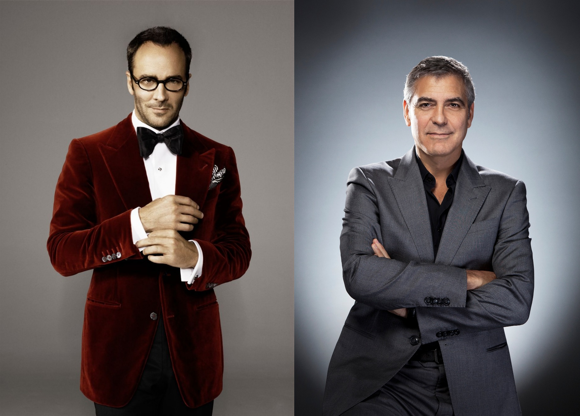 Джордж Клуни ще участва в следващия филм на Том Форд?
