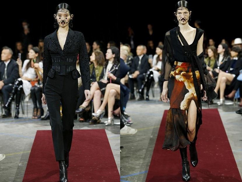 Рикардо Тиши за Givenchy и необикновеното му вдъхновение