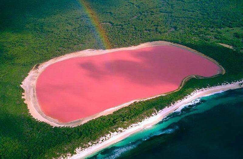 Топ 5 в петък: Най-цветните кътчета на земята