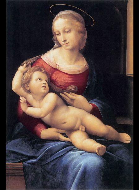 След ревюто на Dolce&Gabbana: Фигурата на майката в изкуството