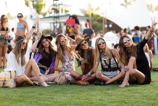 Фестивална мода и най-добрите тоалети от Coachella