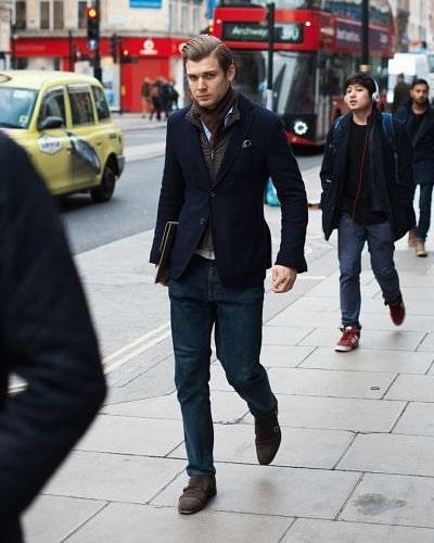 Men In This Town: Мъжете от много градове пред един фотоапарат