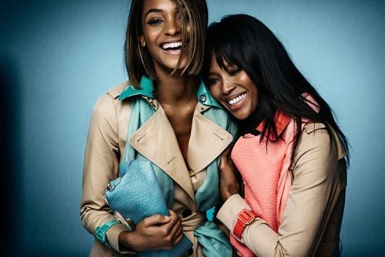 Пет тъмнокожи модела, които направиха революция в модния свят