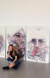 (БГ) Искра Георгиева събира най-известните лица на българския спорт в изложба