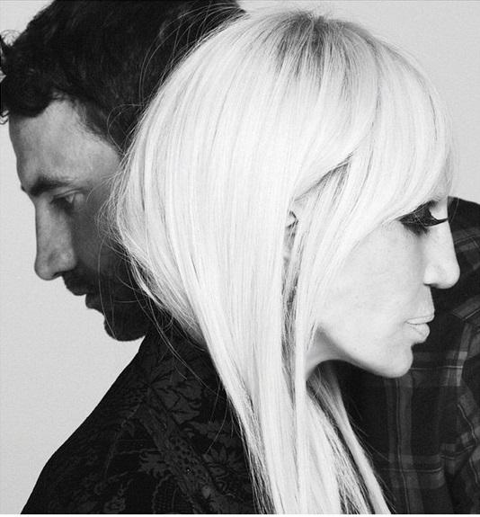 <!--:bg-->Донатела Версаче е новото рекламно лице на Givenchy<!--:-->