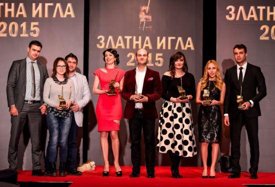 """<!--:bg-->""""Златна игла 2015"""": Победителите в една българска модна традиция <!--:-->"""