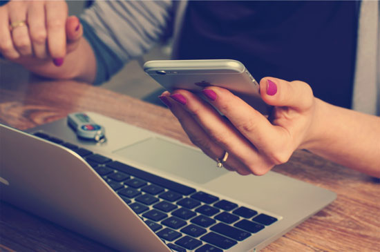 Имидж онлайн – черни точки в кариерата